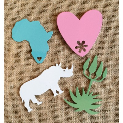 MAGNETS | Homegrown SET of 4